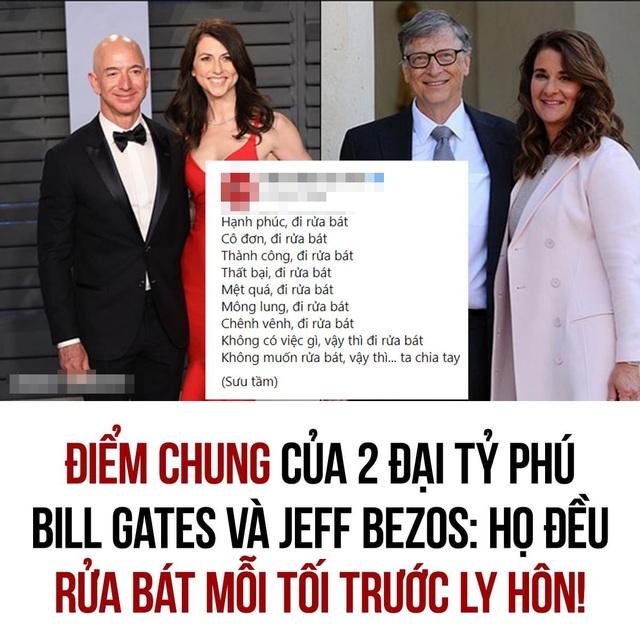 Dân mạng tranh cãi chuyện rửa bát, nguyên nhân là vì... Bill Gates - 3