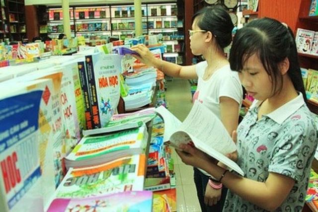 Đà Nẵng chốt danh mục sách giáo khoa lớp 1, lớp  2 và  lớp 6 - 1