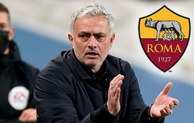 HLV Jose Mourinho dẫn dắt AS Roma mùa giải tới - 1