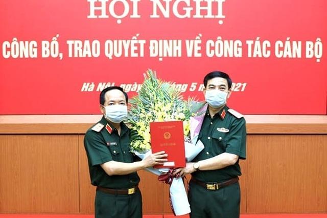 Bổ nhiệm Trung tướng Trịnh Văn Quyết làm Phó Chủ nhiệm Tổng cục Chính trị - 1