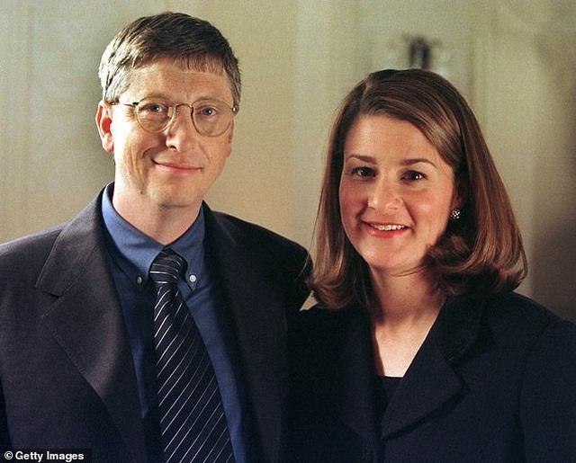 Nhìn lại cuộc hôn nhân từng khiến nhiều người ngưỡng mộ của Bill Gates - 1