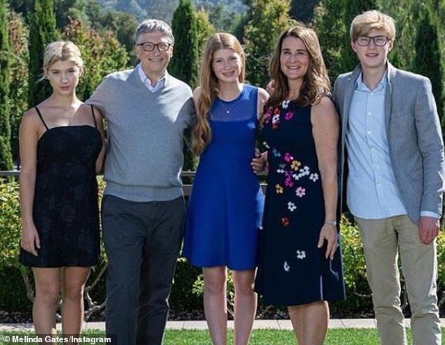 Nhìn lại cuộc hôn nhân từng khiến nhiều người ngưỡng mộ của Bill Gates - 2