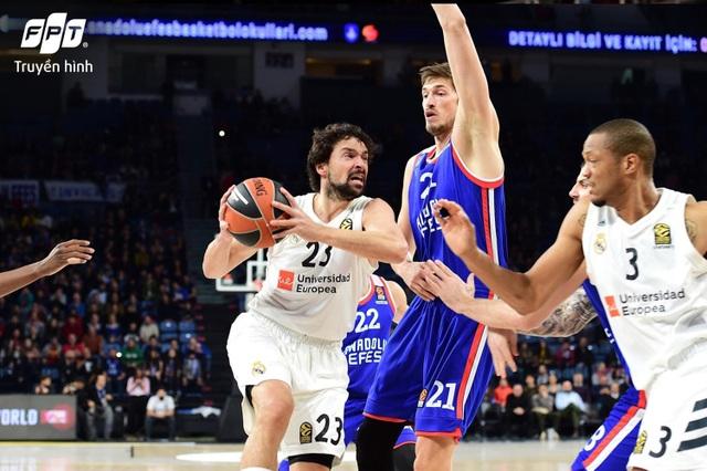 Vòng Playoffs giải Bóng rổ vô địch châu Âu 2021 gọi tên những chiến binh cuối cùng - 1