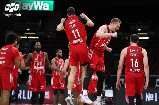 Vòng Playoffs giải Bóng rổ vô địch châu Âu 2021 gọi tên những chiến binh cuối cùng - 2