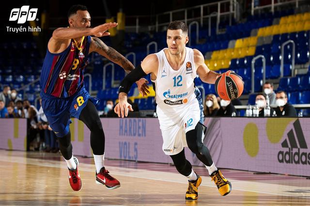 Vòng Playoffs giải Bóng rổ vô địch châu Âu 2021 gọi tên những chiến binh cuối cùng - 3