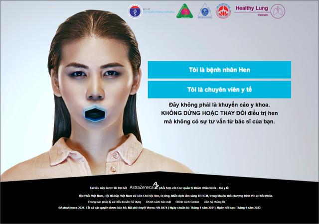 Kiểm tra tình trạng lạm dụng thuốc cắt cơn nhân ngày Hen toàn cầu - 2