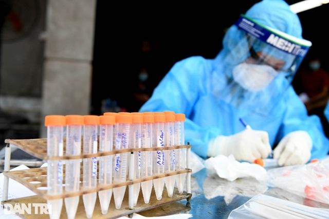 Hà Nội: Người đàn ông Ấn Độ dương tính SARS-CoV-2 sau khi rời khu cách ly - 1