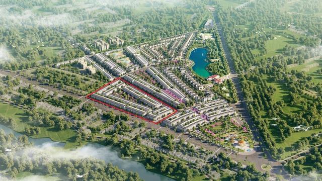 Phố vườn compound - lựa chọn sống sang vượt trội tại EcoCity Premia - 1