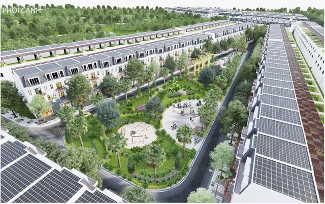 Phố vườn compound - lựa chọn sống sang vượt trội tại EcoCity Premia - 2