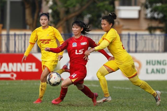 Giải bóng đá Nữ Cúp Quốc gia 2021: TPHCM I nhọc nhằn vào chung kết - 1
