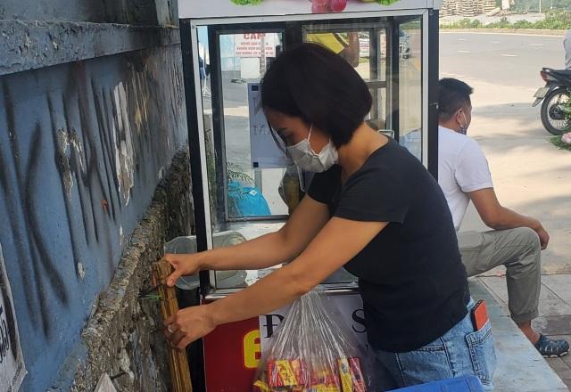 Hà Nội: Lao động tự do gặp khó nhưng đồng thuận dừng việc để chống dịch - 1
