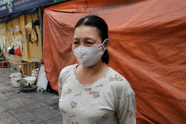 Hà Nội: Lao động tự do gặp khó nhưng đồng thuận dừng việc để chống dịch - 3
