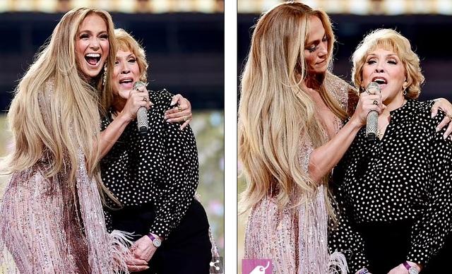 Jennifer Lopez mặc đồ bốc lửa, biểu diễn lôi cuốn - 6