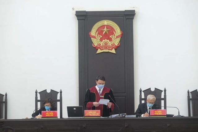 Một bị cáo trong vụ án Nhật Cường đã chết - 2