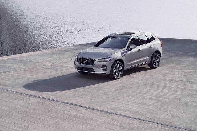 Volvo ghi điểm tuyệt đối về xếp hạng an toàn - 2