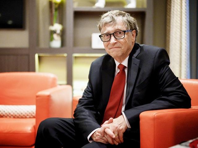Rửa bát không chỉ là... rửa bát: Nhìn từ tỷ phú Jeff Bezos và Bill Gates - 1