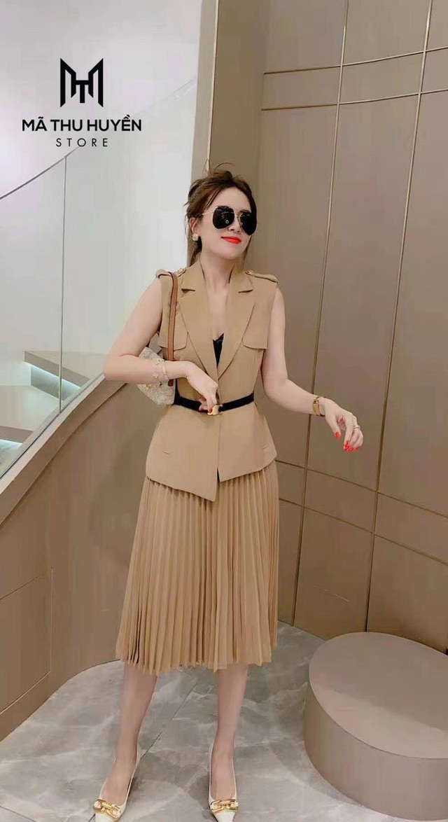 Mã Thu Huyền Store - Cửa hàng thời trang dành cho những quý cô thanh lịch - 4