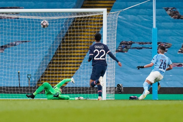 Đánh bại PSG, Man City lần đầu tiên vào chung kết Champions League - 12