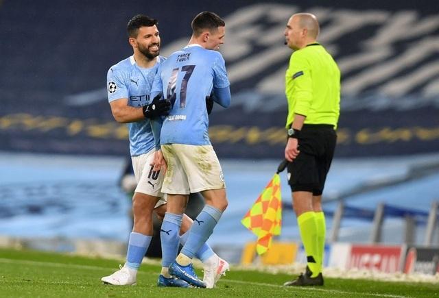 Đánh bại PSG, Man City lần đầu tiên vào chung kết Champions League - 16