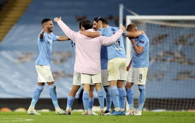 Đánh bại PSG, Man City lần đầu tiên vào chung kết Champions League - 17