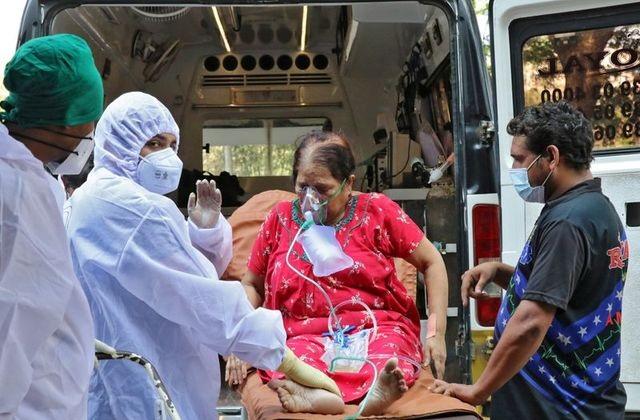 Ấn Độ có ngày chết chóc nhất đại dịch, phát hiện biến chủng độc lực mạnh - 2