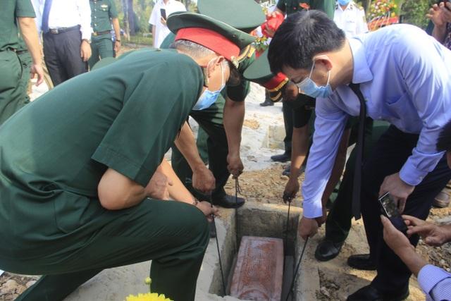 Quảng Trị: Truy điệu và an táng 24 hài cốt liệt sĩ hy sinh tại Lào - 4