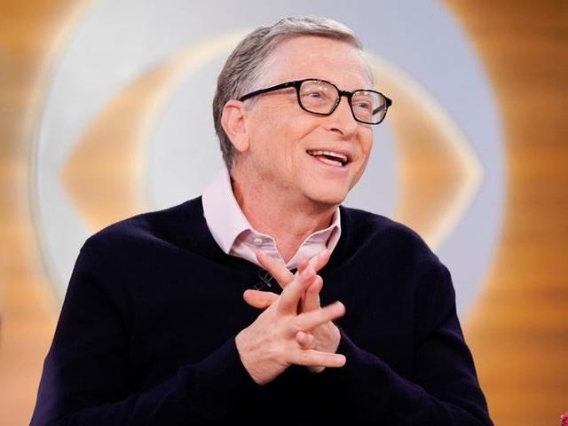 Tỷ phú Bill Gates chi tiêu khối tài sản 130 tỷ USD thế nào? - 1
