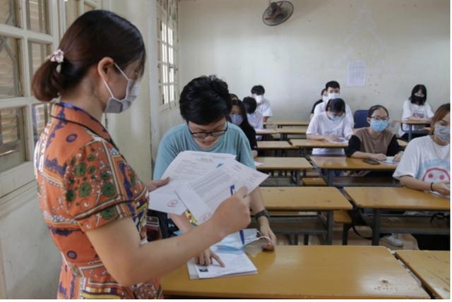 Bộ GDĐT sẽ quyết định xử lý trường hợp đặc biệt trong thi tốt nghiệp THPT - 1