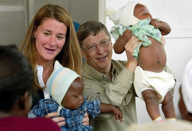 Tương lai quỹ từ thiện gần 50 tỷ USD khi vợ chồng Bill Gates ly hôn - 2