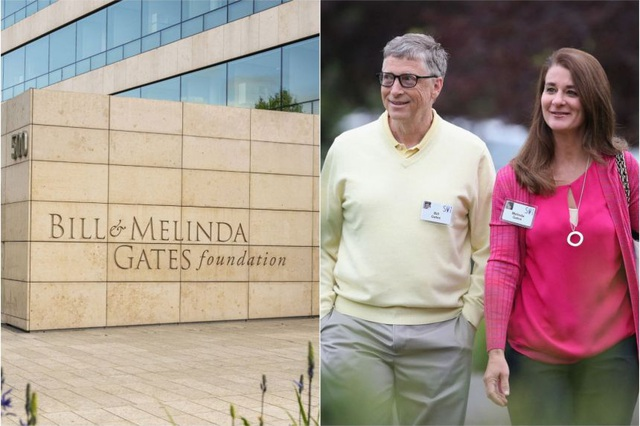 Tương lai quỹ từ thiện gần 50 tỷ USD khi vợ chồng Bill Gates ly hôn - 1