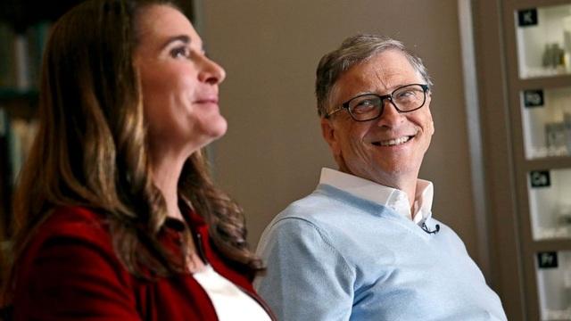 Động thái đầu tiên của Bill Gates với vợ sau thông báo ly hôn - 1
