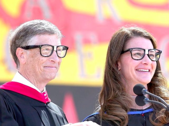10 phát hiện bất ngờ về độ giàu có của tỷ phú Bill Gates