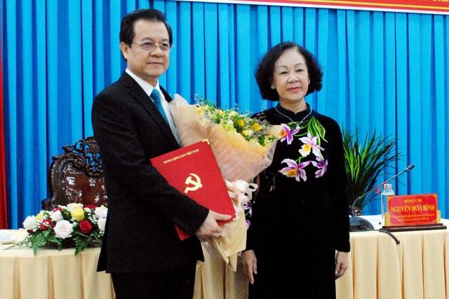 Phó Chánh án TAND tối cao làm Bí thư Tỉnh ủy An Giang - 1