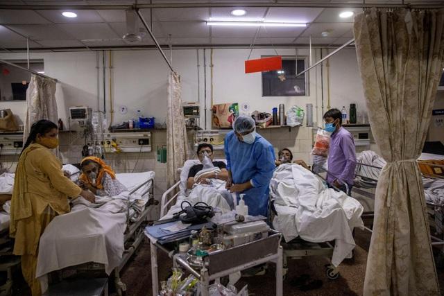 Lựa chọn sinh tử của bác sĩ Ấn Độ trong cuộc chiến Covid-19 - 3