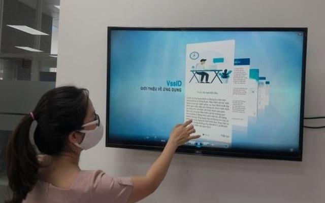 Đà Nẵng: Hơn 163.000 người đã cài đặt và sử dụng ứng dụng VssID - BHXH số - 1