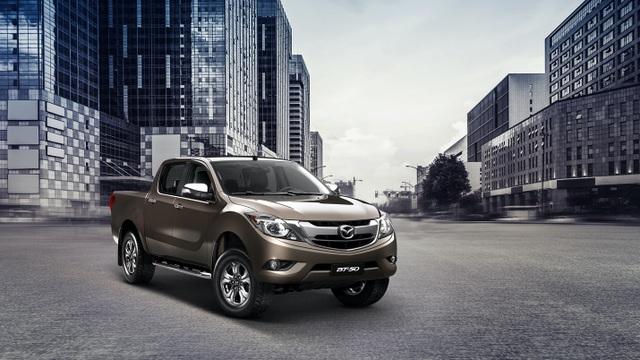 Bán tải Mazda BT-50: Xu hướng lựa chọn của gia đình Việt - 2