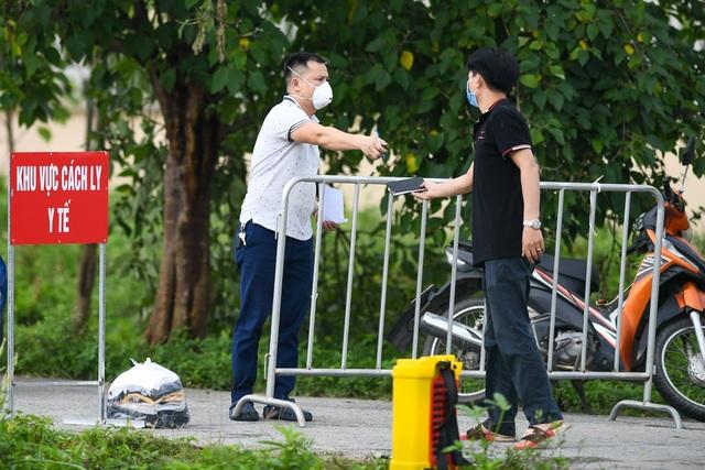 Phong tỏa Bệnh viện Bệnh Nhiệt đới Trung ương cơ sở Đông Anh - 5
