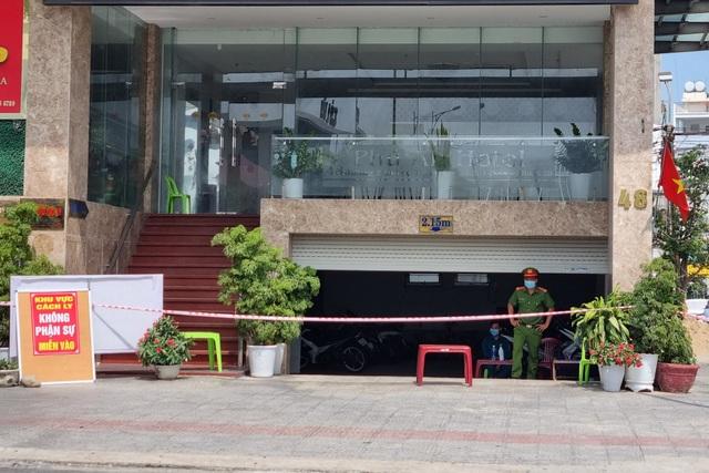Cả Sở Tư pháp Đà Nẵng làm việc tại nhà vì lãnh đạo sở là F1 - 2