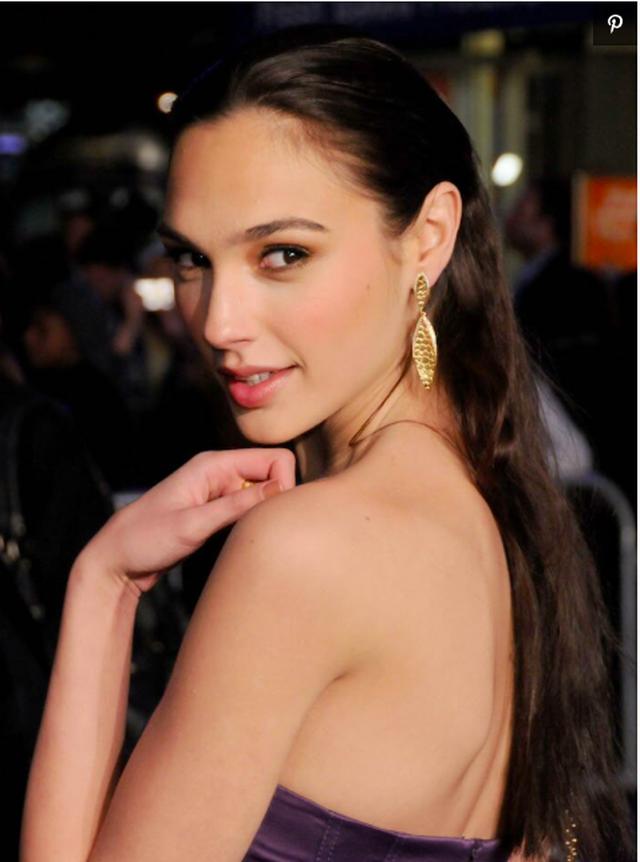 Nhan sắc đỉnh cao của hoa hậu Israel trở thành sao Hollywood - 1