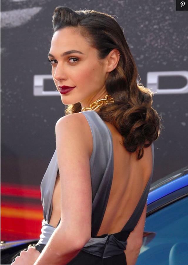 Nhan sắc đỉnh cao của hoa hậu Israel trở thành sao Hollywood - 3