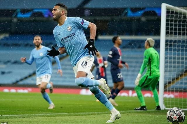 Man City lập kỷ lục cho bóng đá Anh tại Champions League - 1
