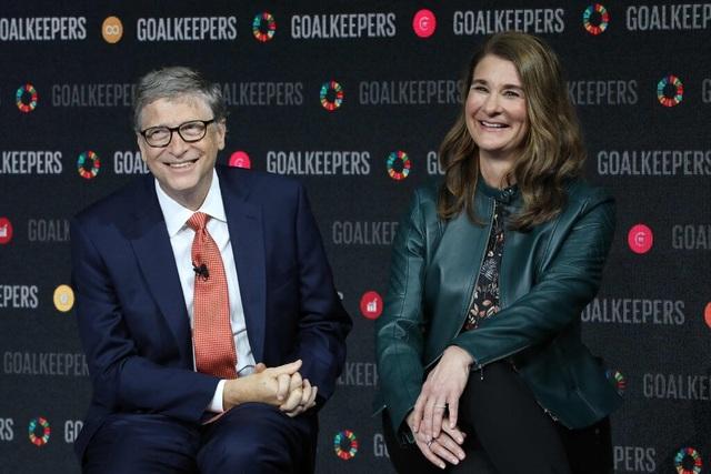 Vợ ông Bill Gates có thể thành phụ nữ giàu thứ hai thế giới sau ly hôn - 1
