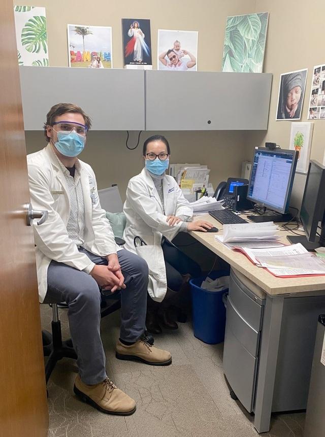 Hành trình trở thành bác sỹ của cô gái Huế được báo Mỹ vinh danh - 2