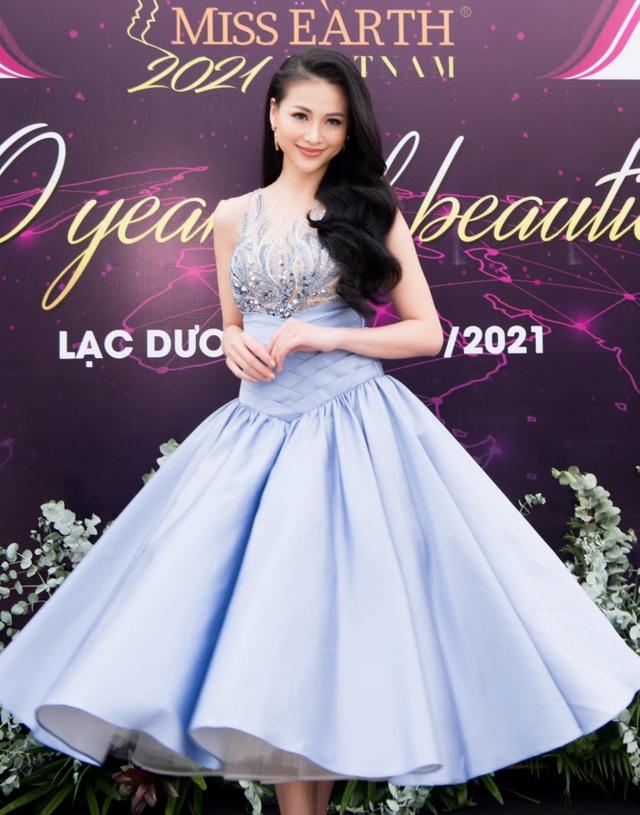 Nhan sắc khác biệt của Phương Khánh sau 3 năm đăng quang Hoa hậu Trái đất - 6