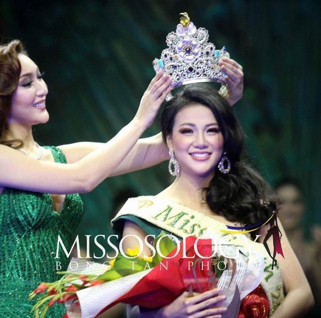 Nhan sắc khác biệt của Phương Khánh sau 3 năm đăng quang Hoa hậu Trái đất - 2