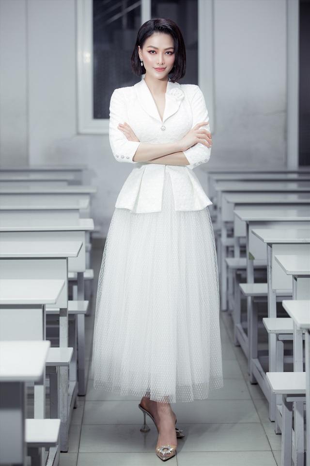 Nhan sắc khác biệt của Phương Khánh sau 3 năm đăng quang Hoa hậu Trái đất - 5