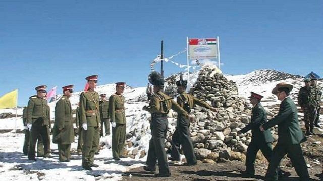 Trung Quốc bị nghi luân chuyển binh sĩ, xây cơ sở quân sự sát Ấn Độ - 1