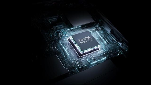 realme 8 - chip Helio G95, cấu hình mạnh mẽ, chiến game siêu mượt - 1
