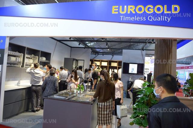 Smart kitchen Eurogold - xu thế của cuộc sống hiện đại - 1