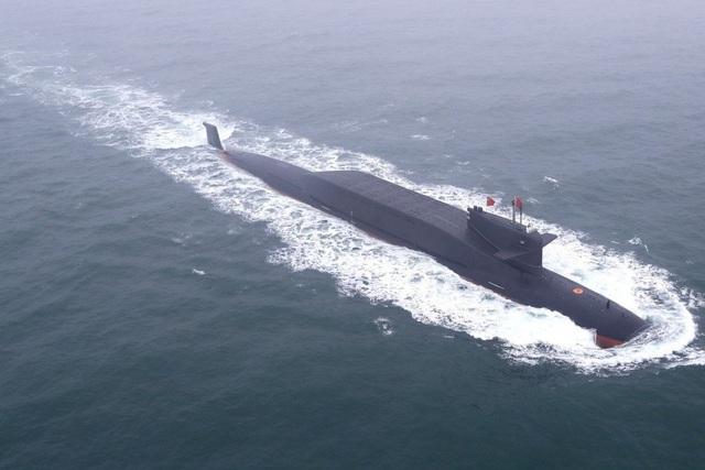Mỹ - Nhật có thể bắt bài điểm yếu của tàu ngầm Trung Quốc - 1